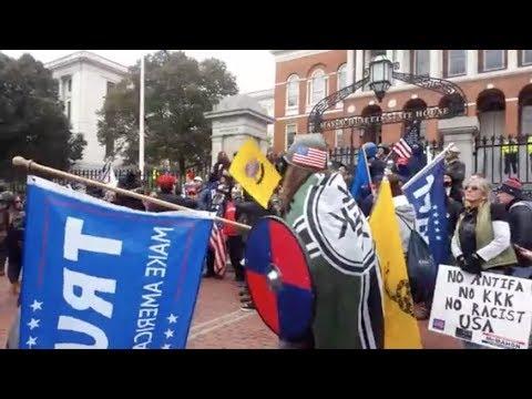"Full Livestream: Boston ""Rally for the Republic"""