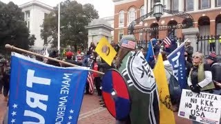 "Full Livestream: Boston ""Rally for the Republic"""
