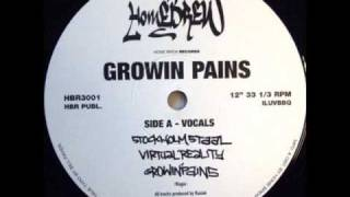 Growin Pains Stockholm Staal