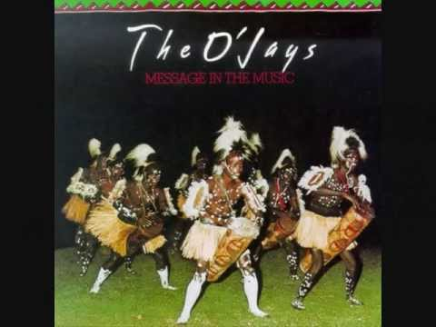"""The O'JAYS. """"Message In Our Music"""". 1976. album version """"Message In The Music""""."""