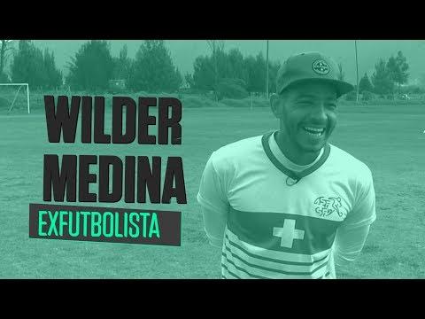 Wilder Medina, 'Al Paredón': la droga quedó atrás, ahora sueña con  ir a un Mundial | Gol Caracol