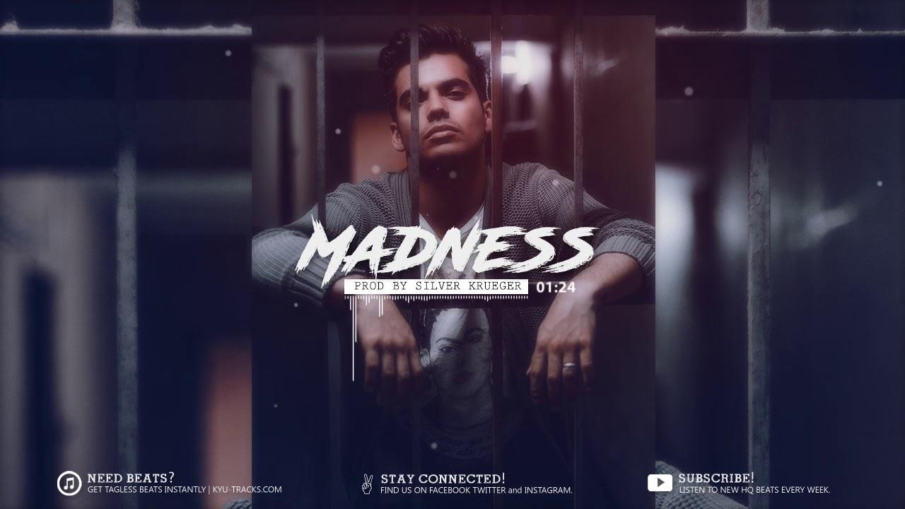 Aggressive Trap Instrumental Beat | Hard Rap Beat 2017 (prod  Silver  Krueger)
