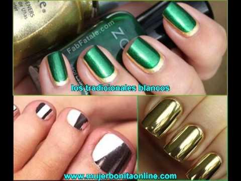 Nuevas tendencias de uñas Las nuevas tendencias en uñas para el 2013