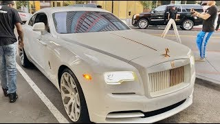 Download (MUST SEE) ANDY RUIZ WITH A $450k ROLLS ROYCE PHANTOM Mp3 and Videos