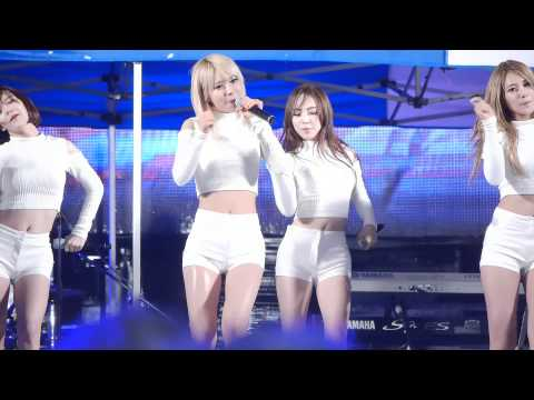 [Fancam/직캠]131109 해운대 가을음악회 AOA - Get Out