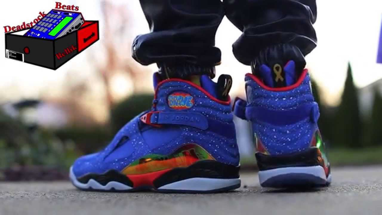 air jordan viii doernbecher 3