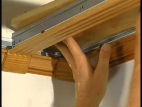 Classic Coffers Suspended Wood Ceiling Youtube