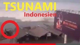Tsunami Indonesien Deutsch 2018 HD,die Welt steht still,schreckliches Ereignis in Indonesien RIP