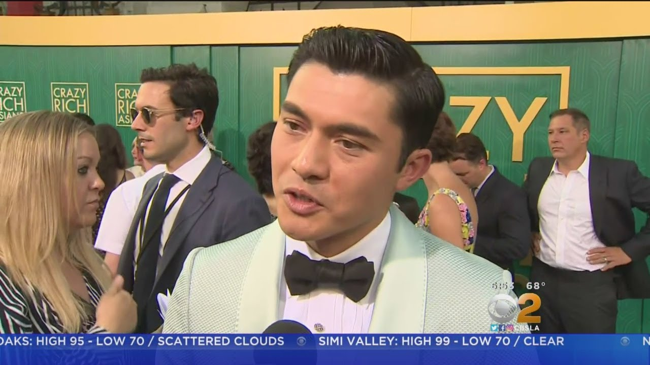 'Crazy Rich Asians' Premieres In Hollywood