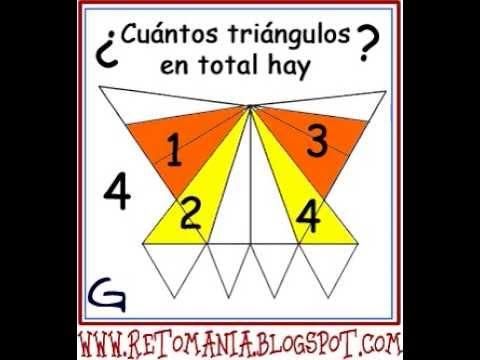 Cu ntos tri ngulo hay youtube for Cuantos codones existen