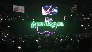 WWE Wrestlemania 34 intro - Seth Rollins Live Entrance - PRVK.
