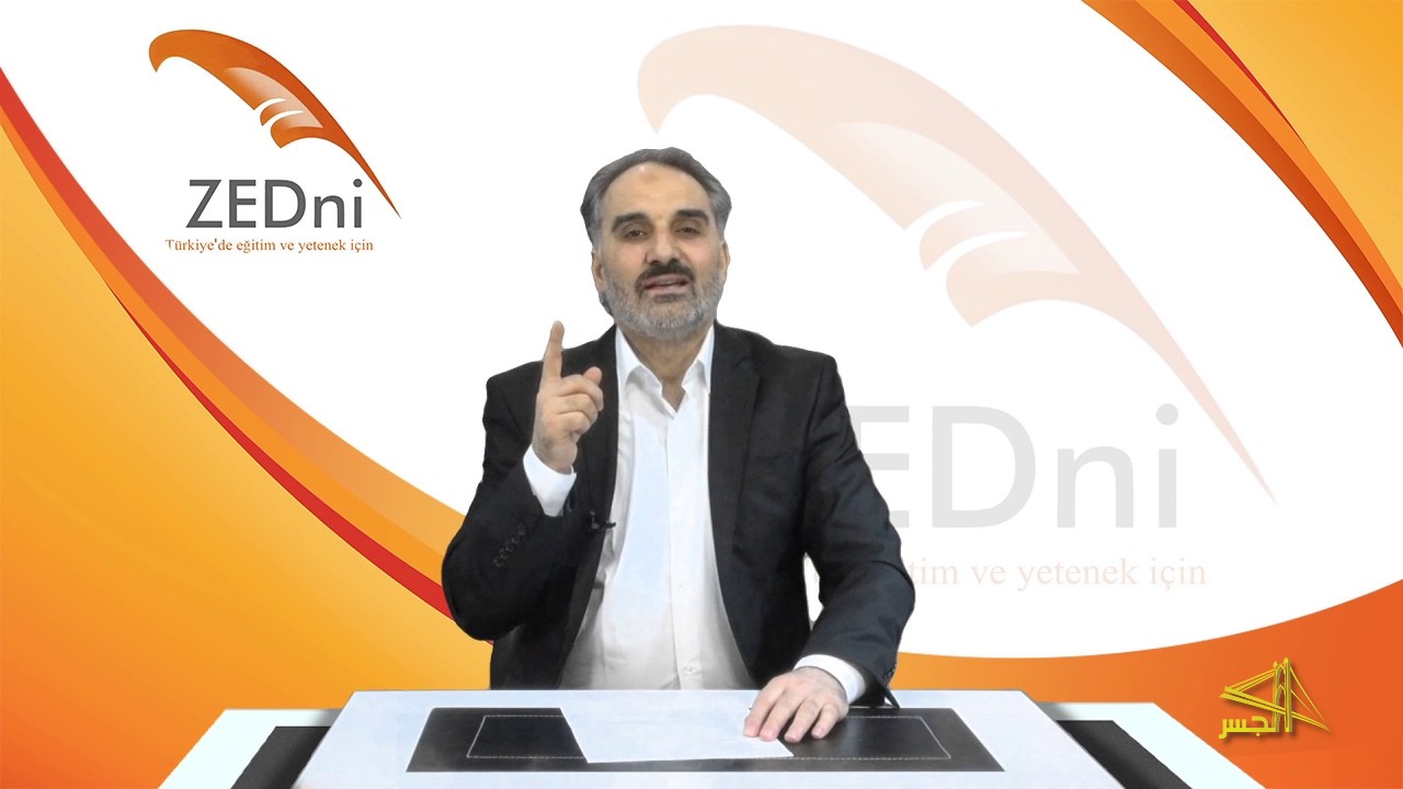 """سلسلة تعليم اللغة التركية مع الدكتور """"محمد زبدية """" الحلقة (4)"""