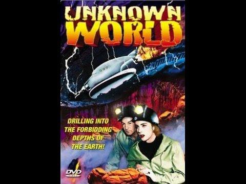 Unknown World  1951  Classic SciFi Movie