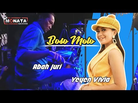 Boso Moto - Yeyen Vivia - SKA Reggae Koplo Abah Juri New Monata