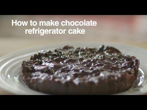 Chocolate Fridge Cake Recipe | Good Housekeeping UK