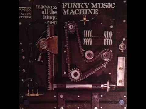 A FLG Maurepas upload - Maceo & All The Kings Men - A Funky Tale To Tell - Soul Funk