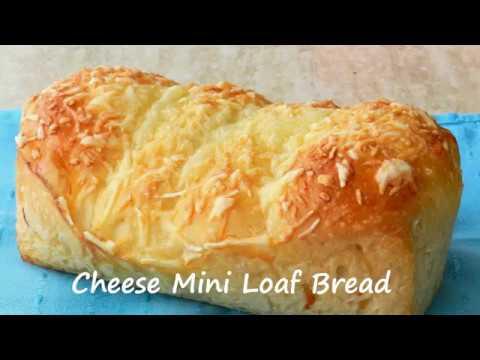 CHEESE MINI LOAF BREAD Recipe Delicious!