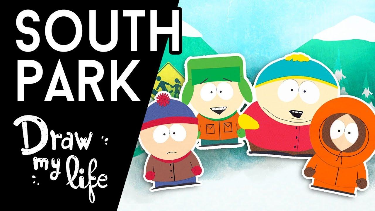 South Park LOS MOMENTOS MÁS LOCOS - Draw My Life