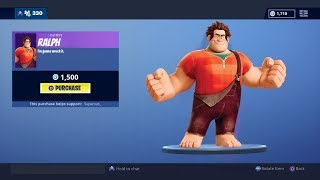 NEW Wreck it Ralph Skin Coming To Fortnite Battle Royale?! (Fortnite Battle Royale)