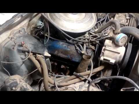 1984 Ford F-150 Exhaust Manifold Gasket Replacement