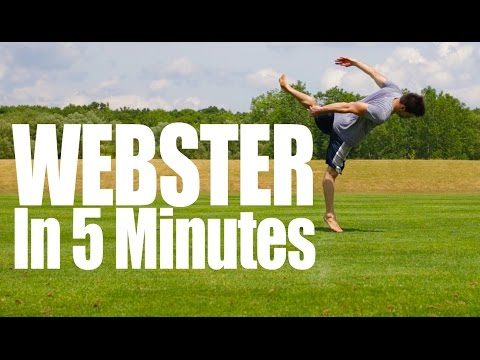 Do A Webster In Only 5 Minutes | Learn ASAP