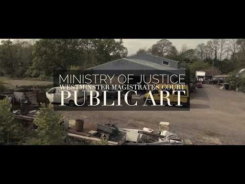 Bex Simon Ministry of Justice Westminster Magistrates Court Public Art Extended
