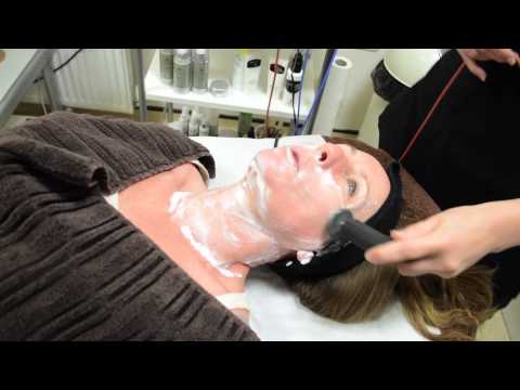 Indiba radio frequency treatments at La Belle Forme clinic in Glasgow