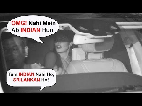 Jacqueline Fernandez's SH0CKING Reaction Towards Comment On 'You Are Not Indian, Only Srilankan'