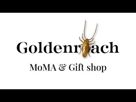 GOLDENROACH / THE MUSEUM OF MODERN ART, NEW YORK