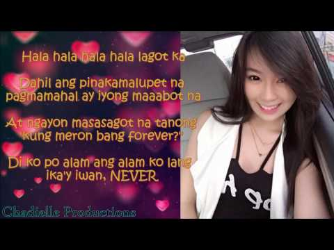 Hambog ng SagPro Ft: Flick One - Girlfriend (Lyrics)