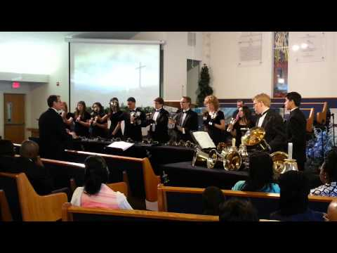 Thunderbird Adventist Academy Bell Choir