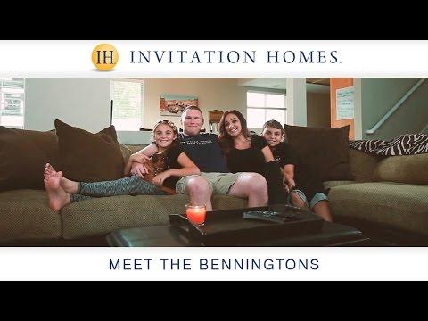 video:Meet the Benningtons
