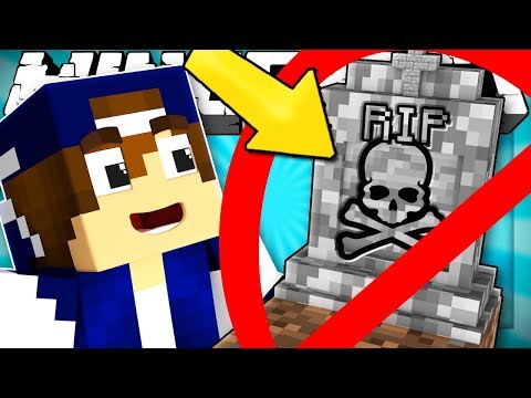 Thumbnail: If You Couldn't DIE in Minecraft (Minecraft Machinima)