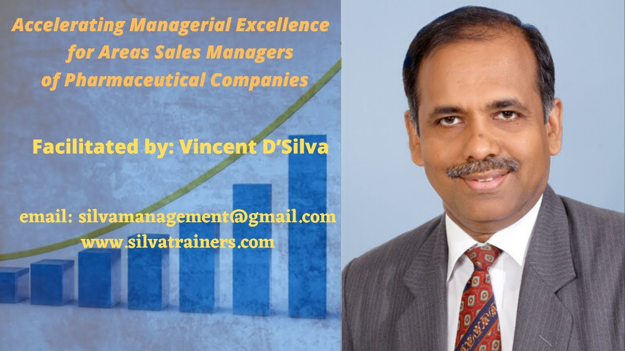 Download ACCELERATING MANAGERIAL EXCELLENCE for Areas sales Managers of Pharmaceutical Companies