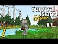 Survival Island Extreme [1] - STARTING OUT! (Minecraft 1.12.2 Adventure Map)