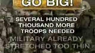 CAP's Larry Korb on Iraq Strategies on NBC Nightly News