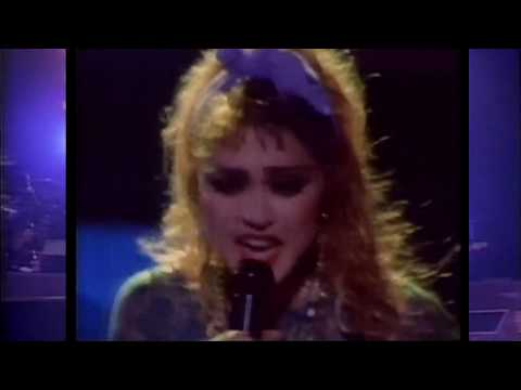 Madonna  Into The Groove   The Virgin Tour 1985 HD