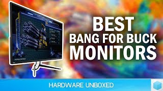 Top 5 Best Monitors of 2018, Awesome Value Picks, Should You Buy HDR?