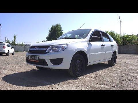 2017 Лада Гранта Лифтбек. Обзор (интерьер, экстерьер, двигатель).