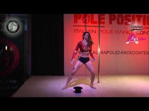 I P D C  2018 U40 FEMALE PROFESSIONAL Elisa Oboe