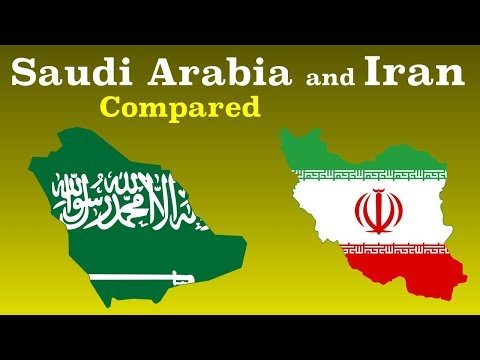 Saudi Arabia and Iran Compared