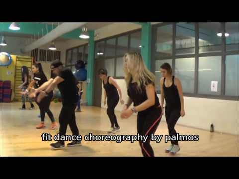 Hozier -Take me to church - Fit Dance Choreography by Palmos Gym Chania