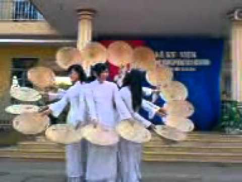 Múa Việt Nam Quê Hương Tôi Lớp 12B3- THPT Hiệp Thành- TP Bạc Liêu- Bạc Liêu.