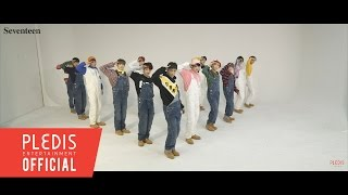 [Choreography Video]SEVENTEEN(세븐틴)-행복(HAPPINESS) #Thank_U_CARA...