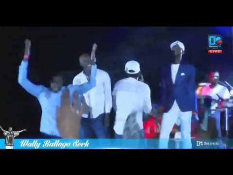 WALLY SECK LIVE CICES 29 AVRIL 2017 JOJO ET SANEX