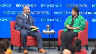 A conversation with Stacey Abrams: Race and political power in the United States