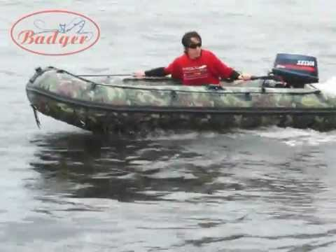 видеоролики с мотором лодки пвх
