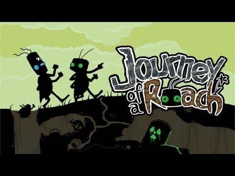 Journey Of A Roach (2013) Полная версия / Приключения квеста игры