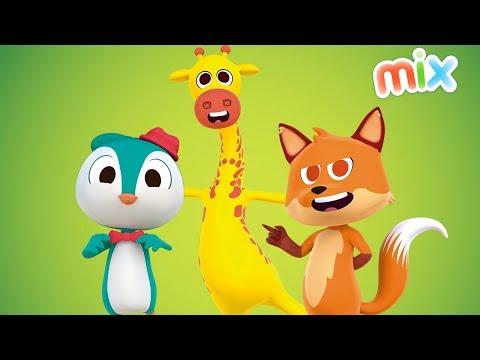 Canciones del Zoo Mix Enganchado en HD | El Reino Infantil