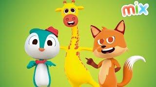 Download Canciones del Zoo Mix Enganchado en HD | El Reino Infantil MP3 song and Music Video